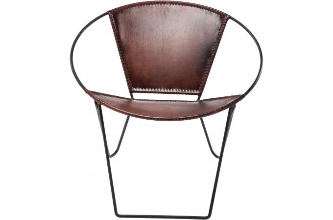 chaise bucket marron emilie design en direct de l 39 usine sur sofactory. Black Bedroom Furniture Sets. Home Design Ideas