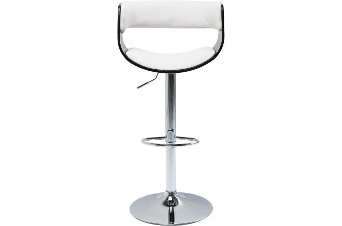 Tabouret de Bar Design Blanc LARRY