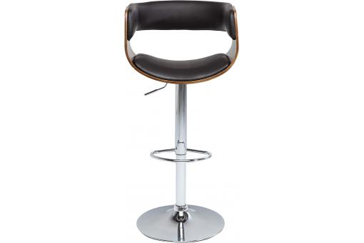 Tabouret de Bar Design Noir LARRY SoFactory