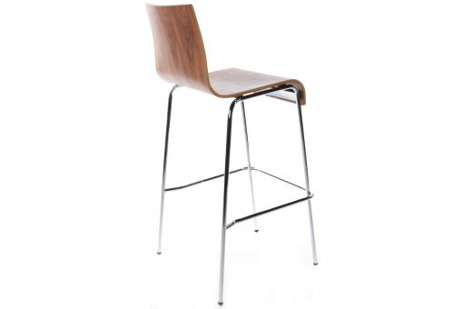 Tabouret de bar Bois Marron KO80048-0000