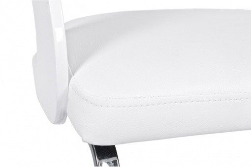 Chaise Design Lilou Blanc LALY KO42359-0000