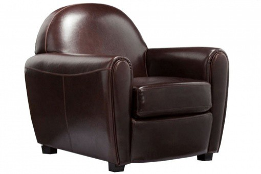 Fauteuil Marron MD48251-0000