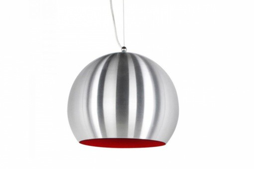 Lampe Suspension Paolo Alu/Rouge COSTA SoFactory