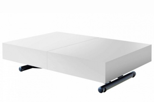 Table basse Bois Blanc ME44393-0000