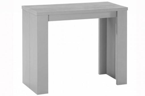 Table console extensible argent pas ch re - Console extensible pas chere ...