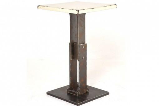 table de bar industrielle loft design sur sofactory. Black Bedroom Furniture Sets. Home Design Ideas