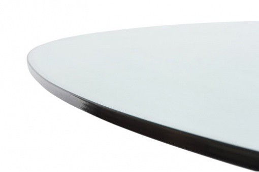 Table à Manger Design SHANTE Transparent KO42312-0000