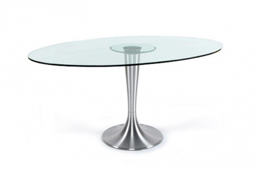 Table Verre Transparent KO42312-0000