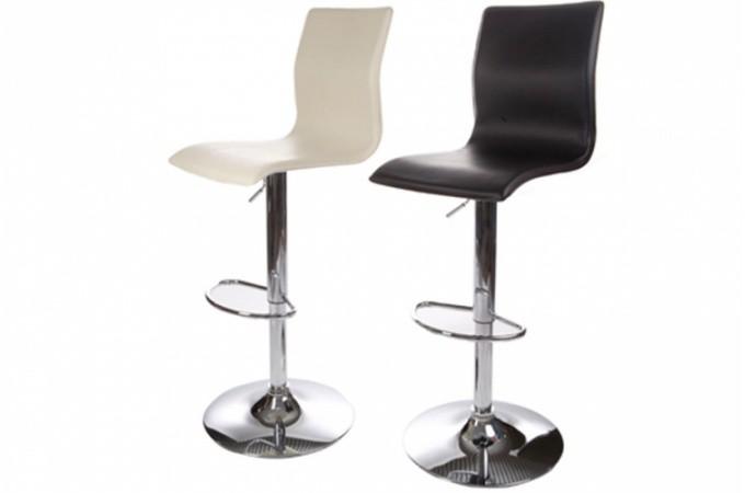 tabouret de bar blanc design dream design sur sofactory. Black Bedroom Furniture Sets. Home Design Ideas