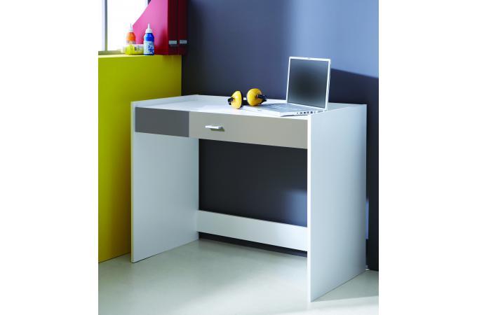bureau avec 1 tiroir ludique design pas cher sur sofactory. Black Bedroom Furniture Sets. Home Design Ideas