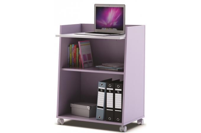 desserte de bureau scope design pas cher sur sofactory. Black Bedroom Furniture Sets. Home Design Ideas