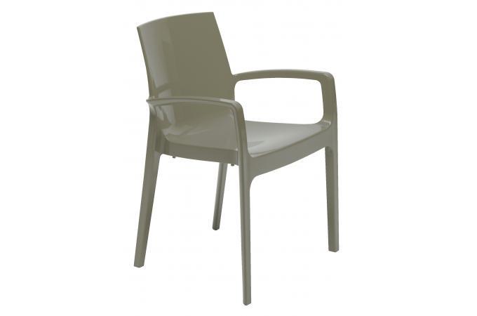 chaise design grise tarn design sur sofactory. Black Bedroom Furniture Sets. Home Design Ideas