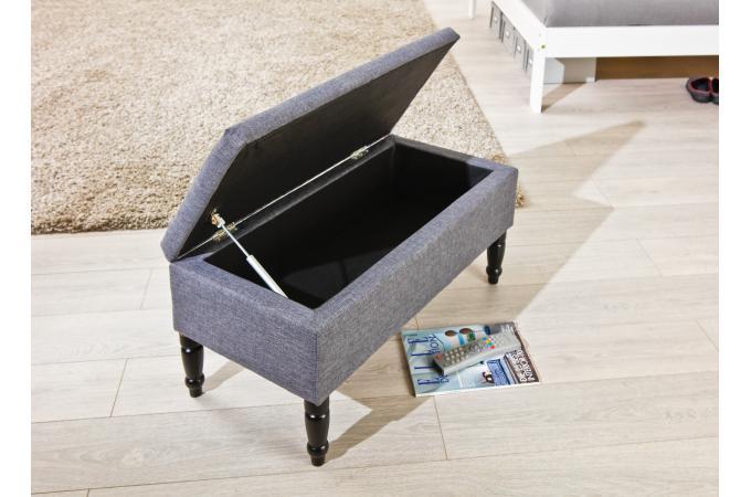 banquette coffre simple banquette coffre conforama calais petit photo banquette bz ikea hack. Black Bedroom Furniture Sets. Home Design Ideas