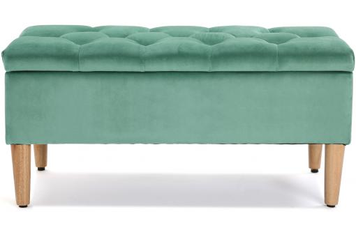 Banquette Coffre Turquoise REYES SoFactory