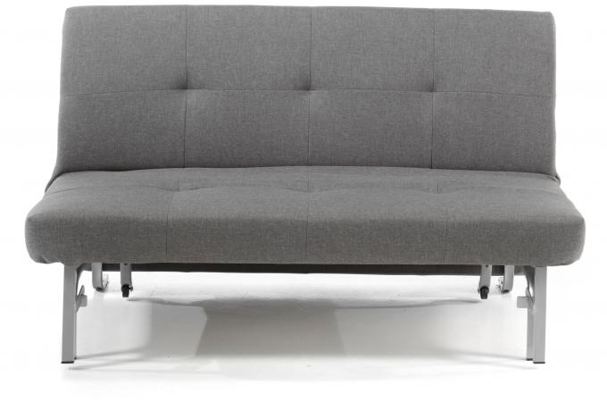 banquette convertible 2 places tissu aterys design sur sofactory. Black Bedroom Furniture Sets. Home Design Ideas
