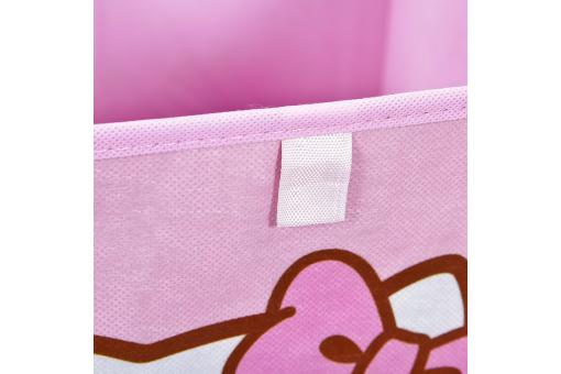 Boite De Rangement Hello Kitty Rose PINKMOUSE Blanc In224652-0000