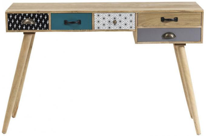 bureau style scandinave capri design sur sofactory. Black Bedroom Furniture Sets. Home Design Ideas