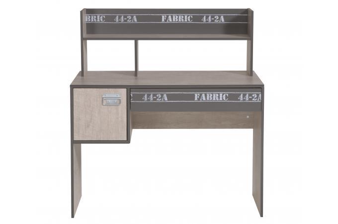 Bureau avec multirangements beige young design sur sofactory