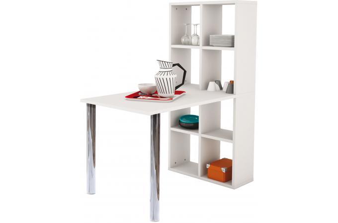 bureau biblioth que melington design sur sofactory. Black Bedroom Furniture Sets. Home Design Ideas