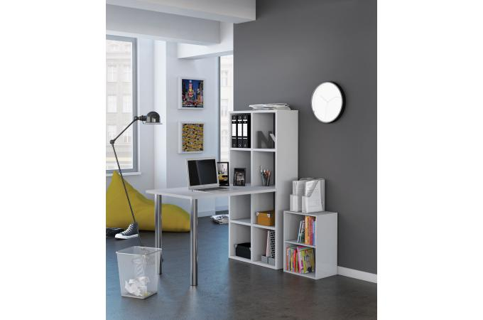 bureau biblioth que melington design sur sofactory. Black Bedroom Furniture Sets. Home Design Ideas