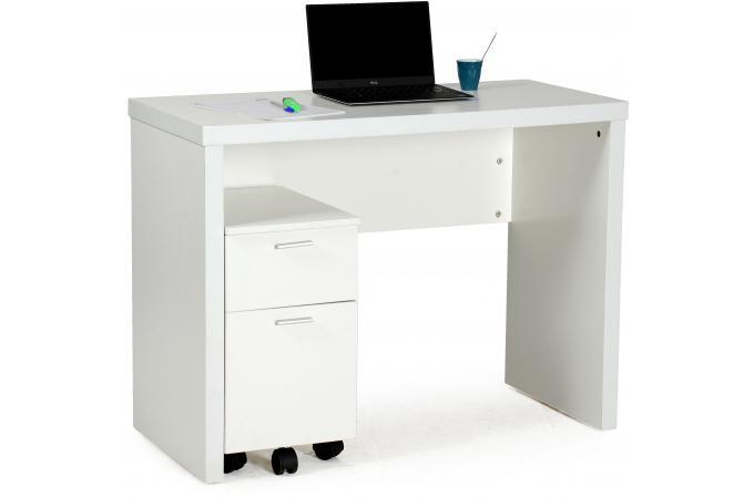 Bureau blanc milo design sur sofactory