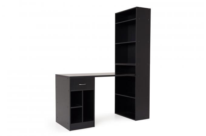 Petit bureau avec rangement bureau blanc avec rangement petit