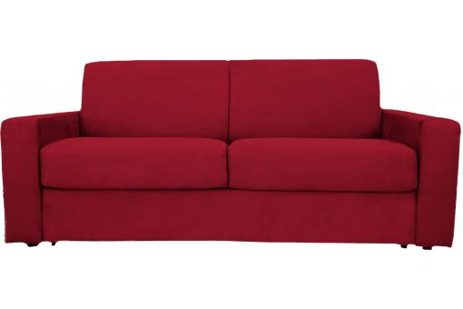 Canapé Convertible ouverture express JULOT MICRO Rouge Za186446-70672