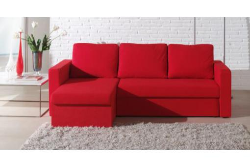 Canapé Rouge Fo163380-0000
