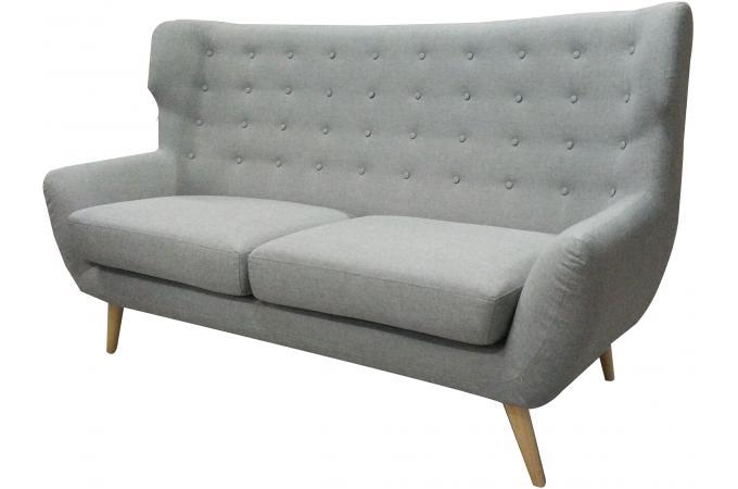 Canapé Scandinave 3 Places Xl Alexis Design Sur Sofactory