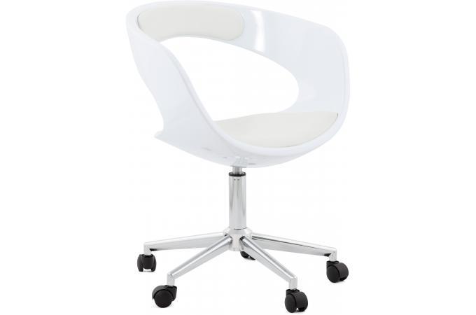 Chaise De Bureau Blanche Pivotante AUSSI AFTER