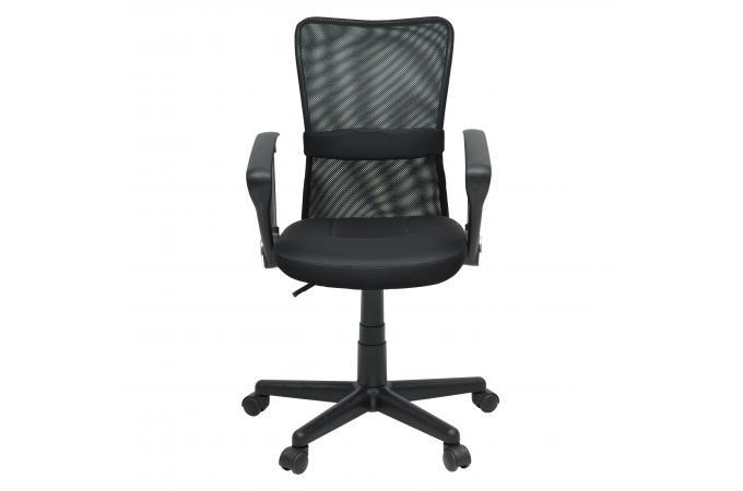 Chaise de bureau noir marshall design sur sofactory