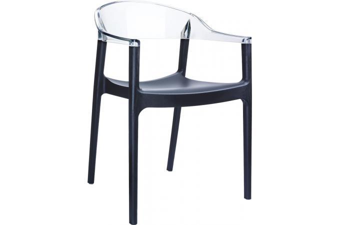Chaise design noire transparente elegant chaise design pas cher pictures to p - Chaise design transparente pas cher ...