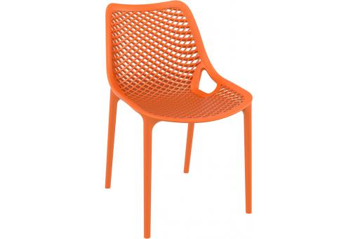 Chaise design  Orange MENAZ