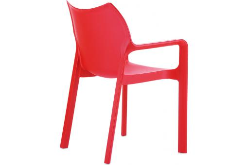 Chaise Rouge Si126416-0000