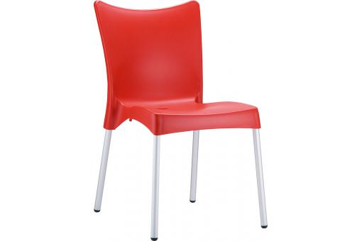 Chaise design Rouge JOHN SoFactory