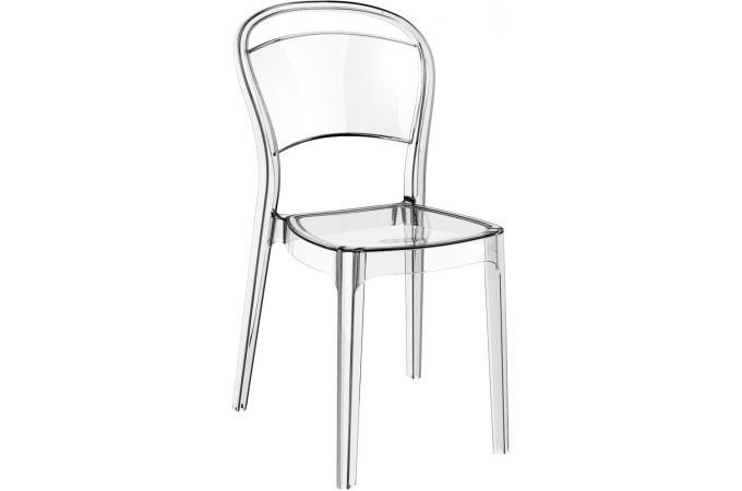 Chaise Design Transparente BART Design Sur SoFactory