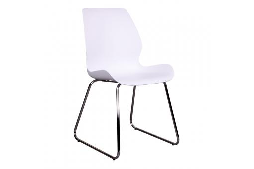 Chaise Design Blanche JEHANNE SoFactory
