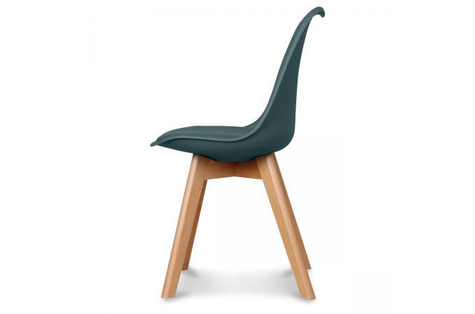 Design Scandinave design Style BENO Foncé Bleu sur Chaise CBxQrdeWo