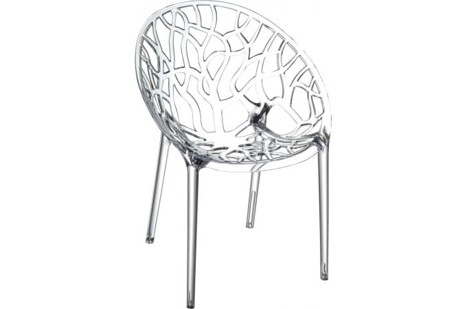 Chaise Design Transparente CEYLAN Design Sur SoFactory