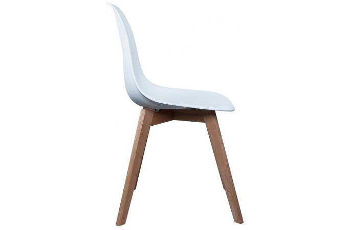 chaise enfant scandinave blanc baby norway design sur sofactory. Black Bedroom Furniture Sets. Home Design Ideas