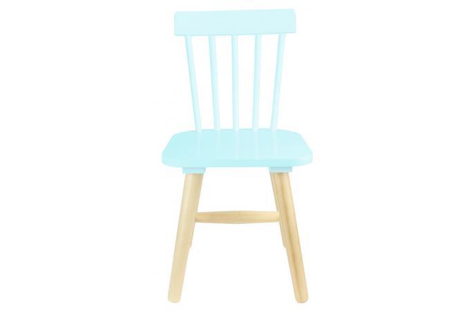 chaise enfant scandinave bleue walter design sur sofactory. Black Bedroom Furniture Sets. Home Design Ideas