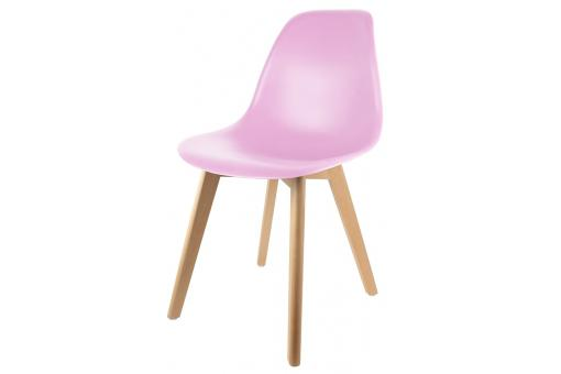Chaise Enfant Scandinave Rose BABY NORWAY SoFactory