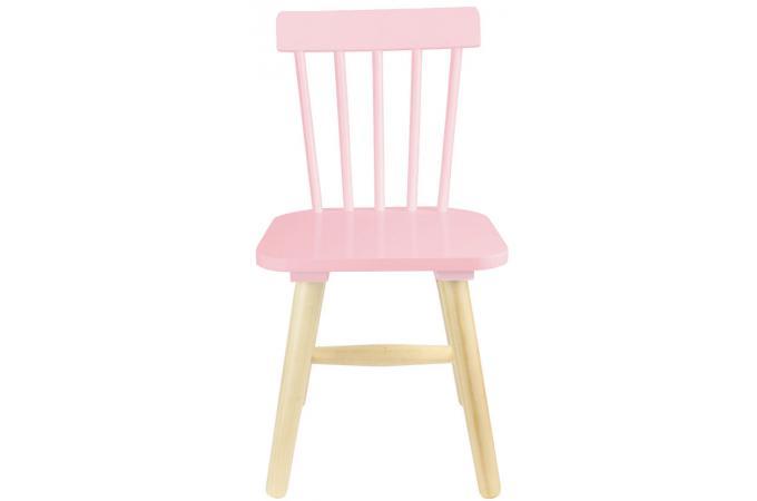 chaise enfant scandinave rose walter sofactory - Chaise Scandinave Rose