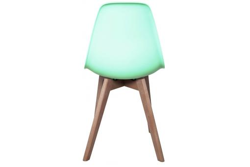 Chaise Enfant Scandinave Verte BABY NORWAY CM228310-0000