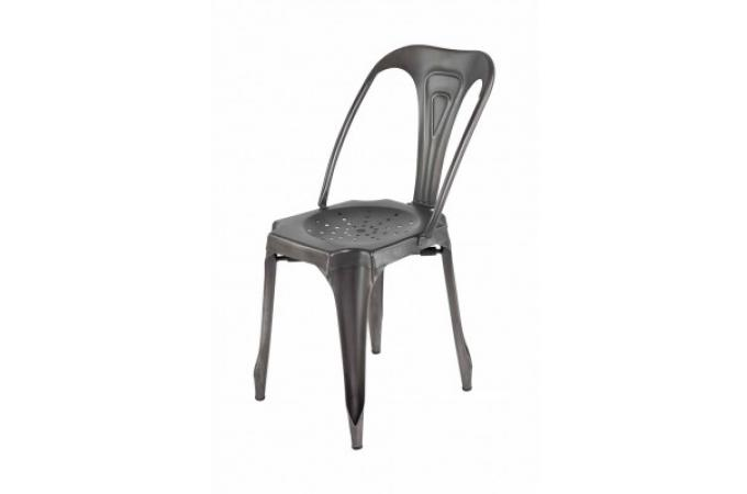 chaise industrielle métal samson design en direct de l'usine sur