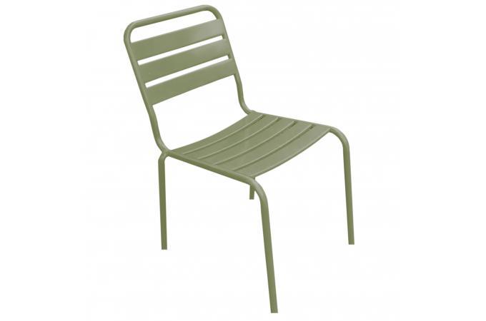 chaise grise joula design sur sofactory. Black Bedroom Furniture Sets. Home Design Ideas