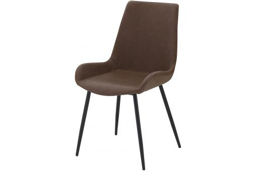 Chaise Marron COLAS