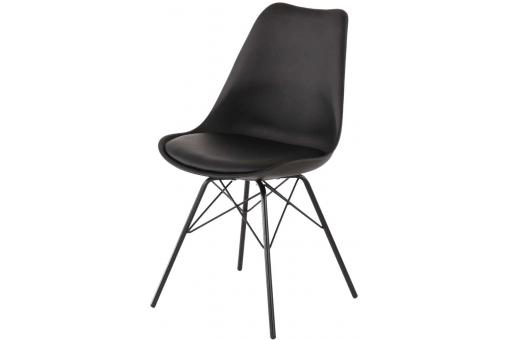 Chaise Noire RUTH SoFactory