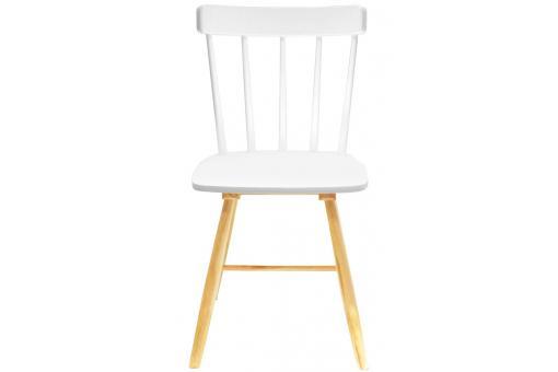 chaise scandinave blanche jefferson design sur sofactory. Black Bedroom Furniture Sets. Home Design Ideas