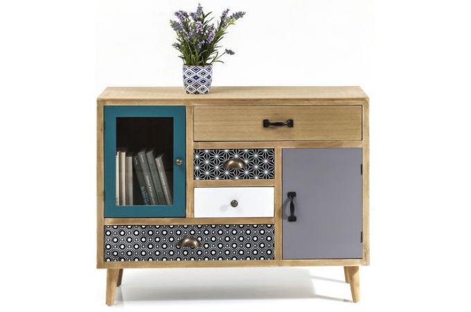 Commode Style Scandinave Capri Design Sur Sofactory
